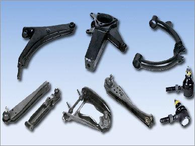 Automobile Suspension Arms
