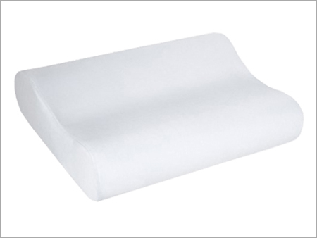 Latex Contour Neck Pillow