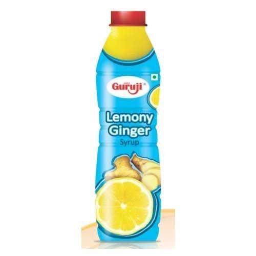 Lemony Ginger Syrup