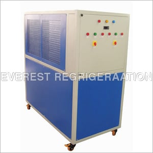 Compact Air Cooled Water Chillers
