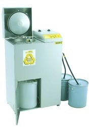 Solvent recyclers
