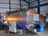 Wood Fired Boiler Steam Services