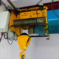 Industrial Electrical Wire Rope Hoist