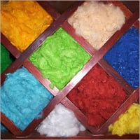 PSF Dyed Fibers
