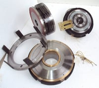 Dry Running Multi Disc Clutches