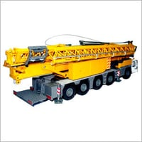 Mobile Tower Crane On Rent