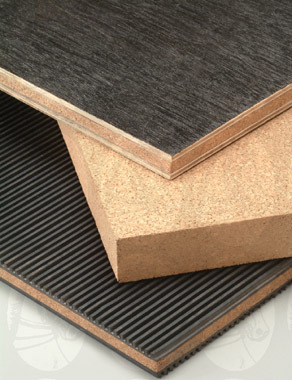 Anti Vibration Cork Pads Certifications: Iso 9001:2008