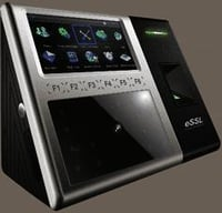 Face reading attendance and access control machine