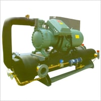 Industrial Ammonia Screw Chiller