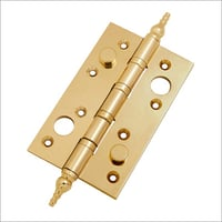 Brass Bearing Security Hinges
