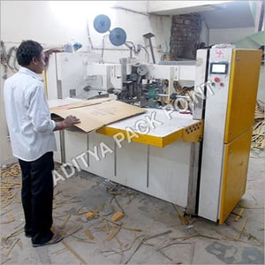 Manufacturing of Corrugated Boxes