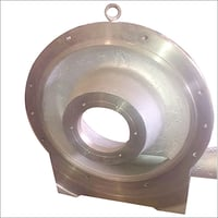 Stainless Steel Pump Cover