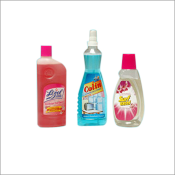 Home Care Product Labels