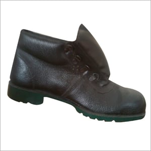 Nitrile Rubber Sole Safety Shoes