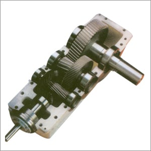Right Angle Drive Helical Gear Box
