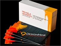 Visiting Card Advertising Services