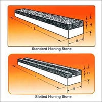 Slotted Honing Stones