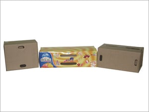 Corrugated Packaging Materials