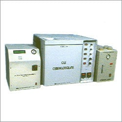Gas Chromatograph with Head Space