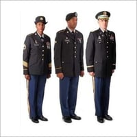 Dark Color Navy Uniform