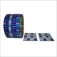 Printed Bopp Labels