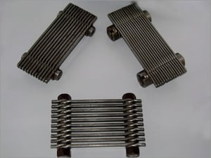 Lopped Wedge Wire Screen