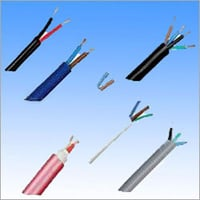 3 Core Flat Cables