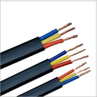 3 Core Submersible Flat Cable