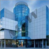 Glass Structural Glazing