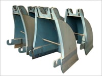 Industrial Loader Buckets