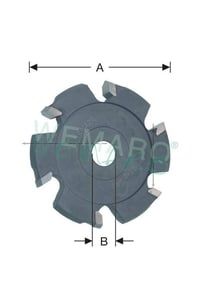 Carbide Tipped Grooving Cutters