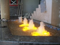 Geyser Fountains For Outdoor