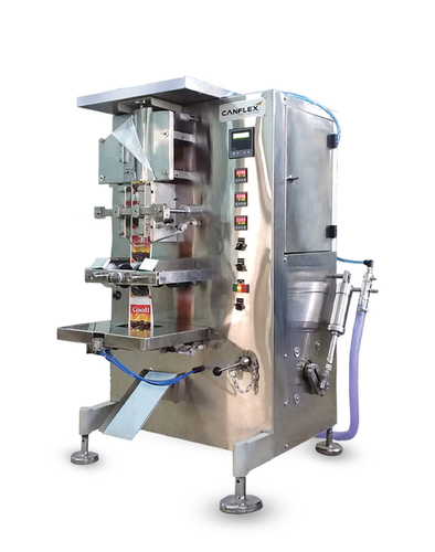 Fully Automatic Ghee Packing Machine