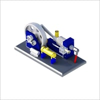 Mechanical 3D Product Animation