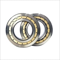 Roller Bearing With Brass Cage