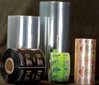 Printed PVC Shrink Film