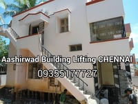 Residential Building Lifting