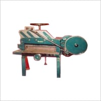 Double Slot Paper Cutting Machine