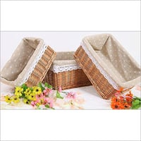 Handcrafted Willow Baskets
