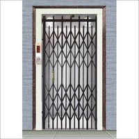 Mild Steel Collapsible Gate