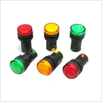 Machine LED Indicator Light