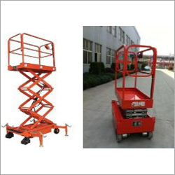 Small Type Lifting Table