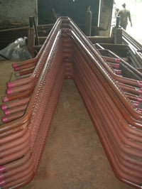 Bed Coils Boilers Services