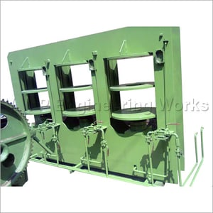 Customized Tube Curing Press
