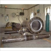 Stainless Steel Feed Pipe