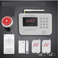 Electronic Security Alarm Systems