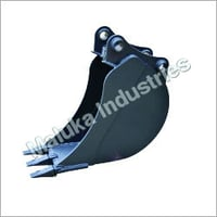 Backhoe Loader Bucket