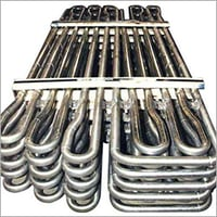 Boiler Superheater Coils