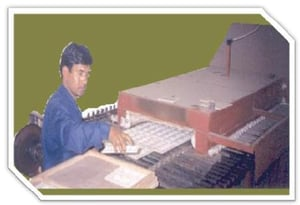 Continuous Ceramic Tile Roller Hearth Furnace