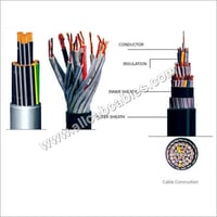 Industrial Copper Armored Cable